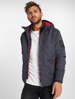 Jack & Jones Зимняя куртка jcoTen синий