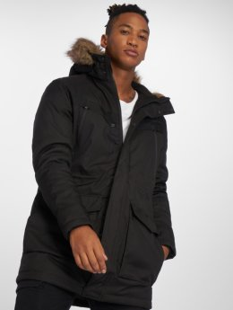 Jack & Jones Зимняя куртка jcoEarth черный