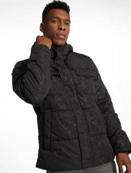 Jack & Jones Зимняя куртка jcoNew Will черный