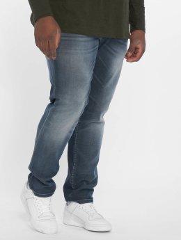 Jack & Jones Облегающие джинсы Jjiglenn Jjfox Bl 819 Ps синий