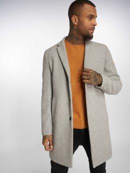 Jack & Jones Пальто jprMorten серый