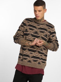 Jack & Jones Пуловер jprWest коричневый