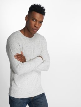 Jack & Jones Пуловер jprCase серый