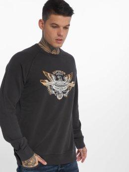 Jack & Jones Пуловер jprSteffan серый