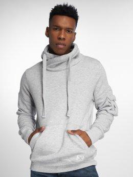 Jack & Jones Пуловер jcoLeo серый