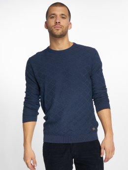 Jack & Jones Пуловер Jprboston синий