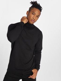 Jack & Jones Пуловер jprChamp черный