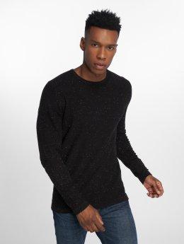Jack & Jones Пуловер jprCase черный