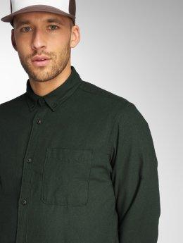 Jack & Jones Рубашка jorChris оливковый