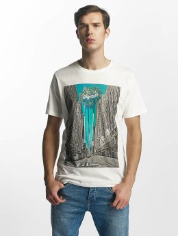 Jack & Jones jorHalf T-Shirt Cloud Dancer Street