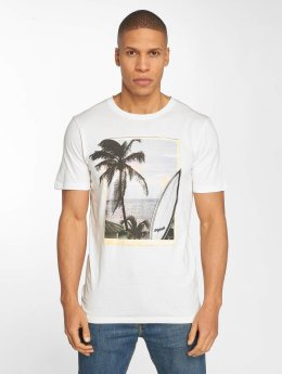 Jack & Jones jorHorizon T-Shirt Cloud Dancer Surf