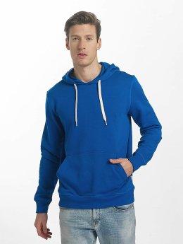 Jack & Jones Bluzy z kapturem jorWinner niebieski