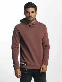 Jack & Jones Bluzy z kapturem jcoDimension rózowy