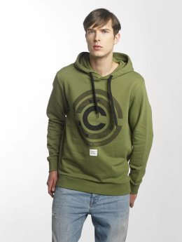 Jack & Jones Bluzy z kapturem jcoMate zielony