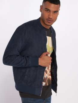 Jack & Jones Bomber jjeHoward bleu