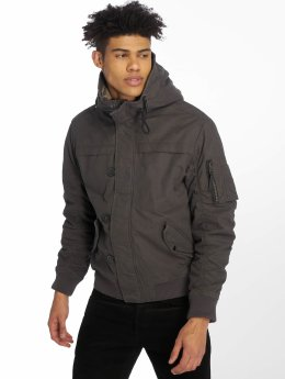 Jack & Jones Bomber jacket jorNew Bento gray