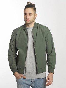 Jack & Jones Bomber jacket jorNew Pacific olive