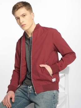 Jack & Jones Bomber jacket jjePacific  red