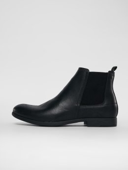 Jack & Jones Boots jfwAbbott PU grigio