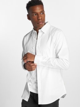 Jack & Jones Camisa jjePoplin blanco