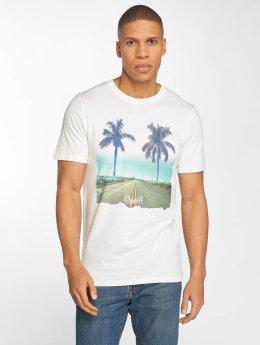 Jack & Jones jorHorizon T-Shirt Cloud Dancer Road