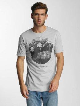 Jack & Jones Camiseta jorVenice gris