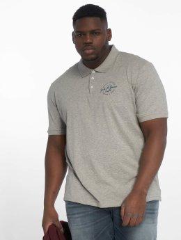 Jack & Jones Camiseta polo jorRafsmen gris