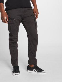 Jack & Jones Cargo pants Jjidrake Jjchop Akm 574 Black Noos svart