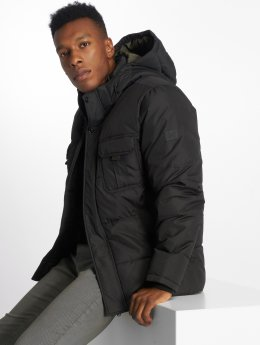 Jack & Jones Chaqueta de invierno jcoNew Will negro