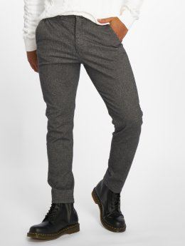 Jack & Jones Männer Chino Jjimarco Jjcharles Akm 269 in grau