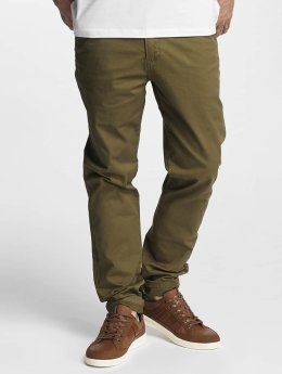 Jack & Jones Chino jjCody Spencer WW olijfgroen