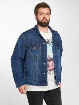 Jack & Jones Džínová bunda jjiToby jjJacket modrý