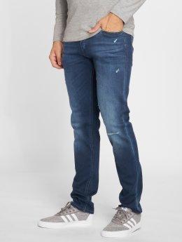 Jack & Jones dżinsy przylegające  Ge 140 50sps niebieski