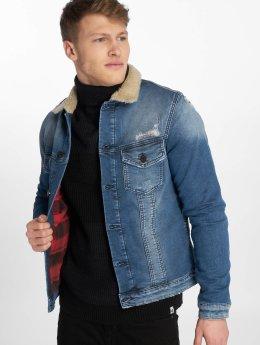 Jack & Jones Giacca Jeans jjiEarl blu