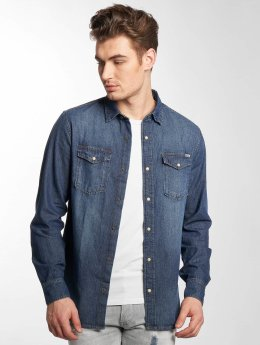 Jack & Jones Hemd jjvSheridan blau