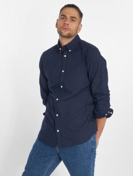 Jack & Jones Hemd jjeOxford blau