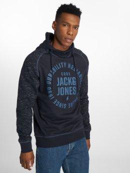 Jack & Jones Hoodie jcoMarko blå