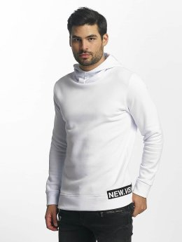 Jack & Jones Hoodie jcoDimension white