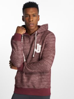Jack & Jones Hoodies jorTime červený
