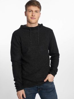 Jack & Jones Hoodies jcoJaxson šedá