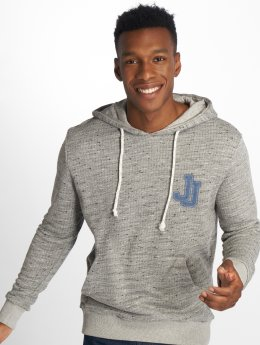 Jack & Jones Hoodies jorTime šedá