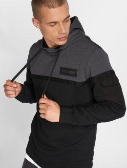 Jack & Jones Hoodies Jcowork grå