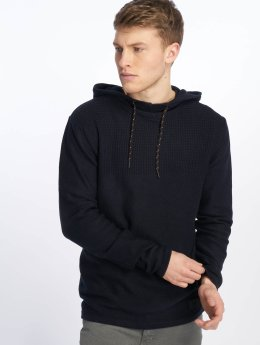 Jack & Jones Hoodies jcoJaxson modrý
