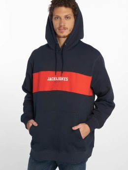 Jack & Jones Hoodies 12144827 modrý