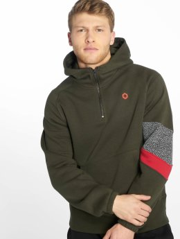 Jack & Jones Hoodies jcoSelect zelený