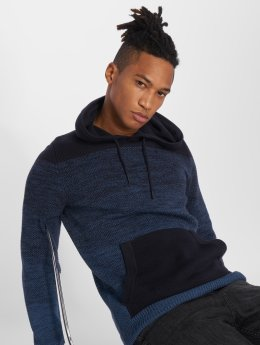 Jack & Jones Hoody Jcodakota blau