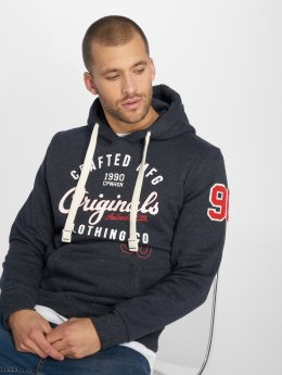 Jack & Jones Hoody jorChamps blau