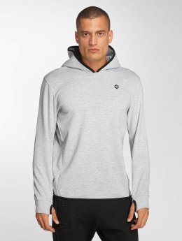 Jack & Jones Hoody jcoAthlete grau