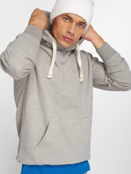 Jack & Jones Hoody jjePique grau