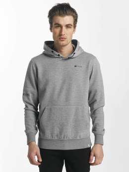 Jack & Jones Hoody jcoMack grau